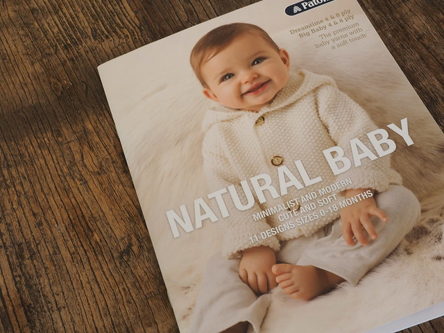 Natural Baby by Patons
