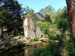 L'ancien moulin du Vivaghju à San Gavinu di Cagna : le moulin