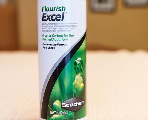 Seachem Excel Flourish 500ml Bottle