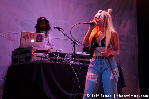 Doja Cat @ Slim's, SF 6/29/14