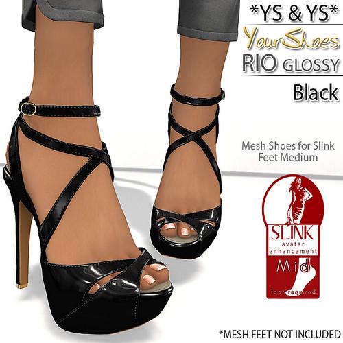 Rio Shoes @ YS&YS