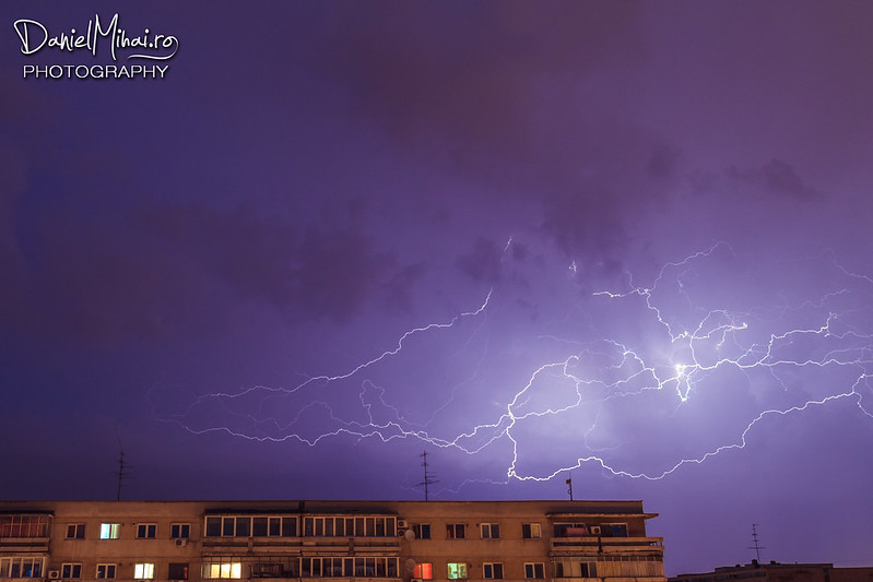 Thunderstruck by Daniel Mihai