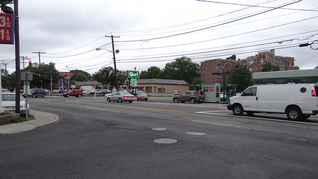 Englewood and Teaneck intersection