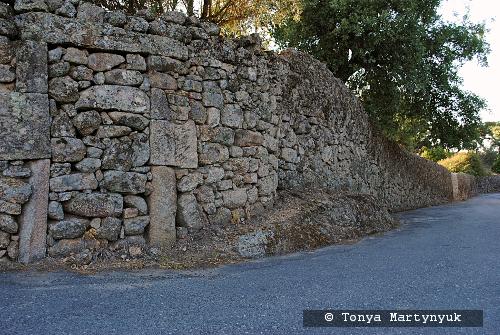 11 - провинция Португалии - маленькие города, посёлки, деревушки округа Каштелу Бранку