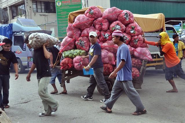 La Trinidad  Vegetable Market