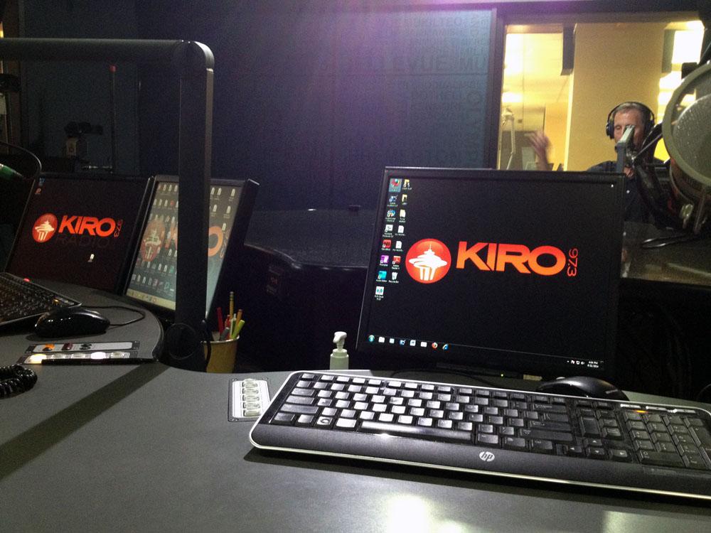 KIRO Radio 1