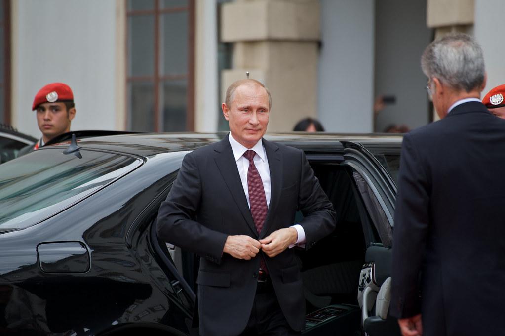Wladimir Putin und Heinz Fischer (_IMG8166)