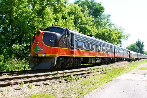 Wauzeka Streamliner