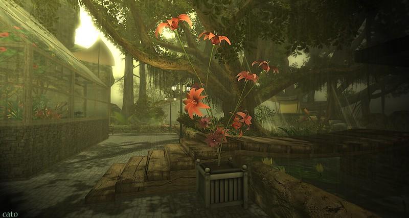 Le Botanique - II
