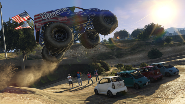The GTA Online Independence Day Special