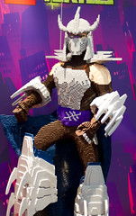 Shredder in Legos