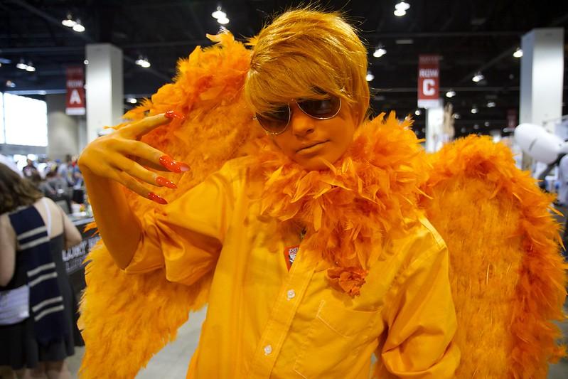Denver Comic Con 2014 - 56