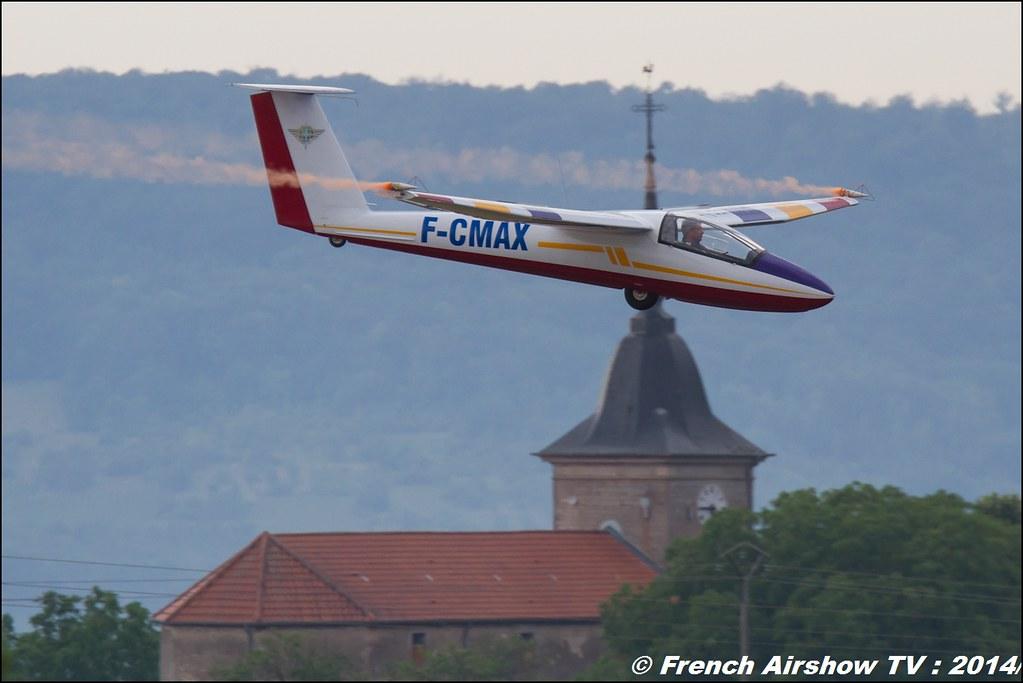 Pilatus B4 Voltige planeur B4 Aerobatic Airshow Meeting Aerien BA-133 Nancy Ochey 2014