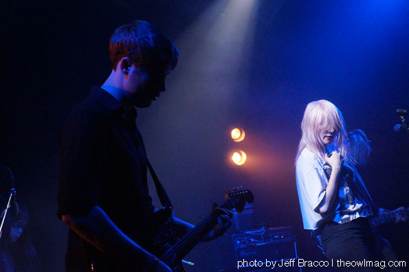 White Lung  @ Rickshaw Stop, SF 7/22/14