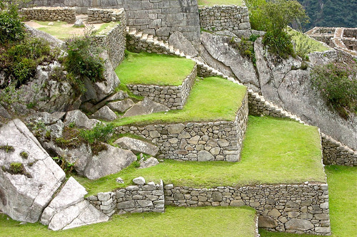 Machu Picchu green perfection