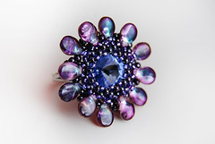 amethyst, ring, purple, violet, jewellery, lavender, gemstone, brooch,