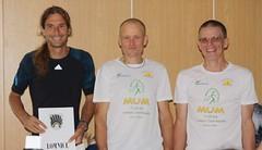 Daniel Orálek opět vyhrává Moravský ultramaraton