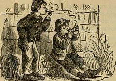 """Image from page 650 of """"The funny side of physic : or, The mysteries of medicine, presenting the humorous and serious sides of medical practice. An exposé of medical humbugs, quacks, and charlatans in all ages and all countries"""" (1874)"""