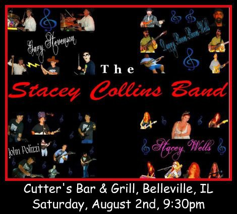 Stacey Collins Band 8-2-14