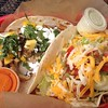 Brushfire and Fried Avacado at Torchy's Tacos!