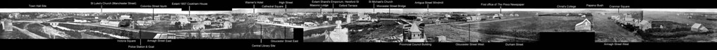1860年美洲大洋洲城市12