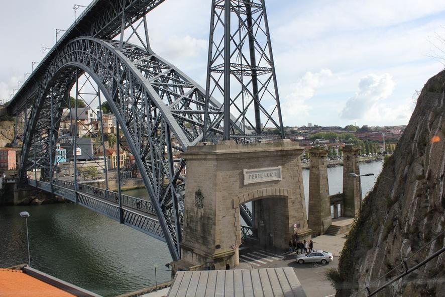 Pont Luiz - Porto