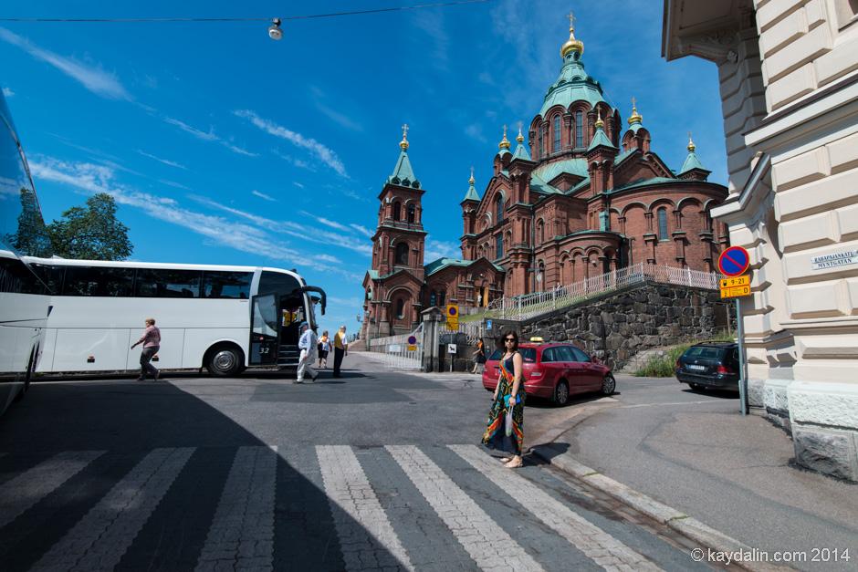 Успенский кафедральный собор в Хельсинки
