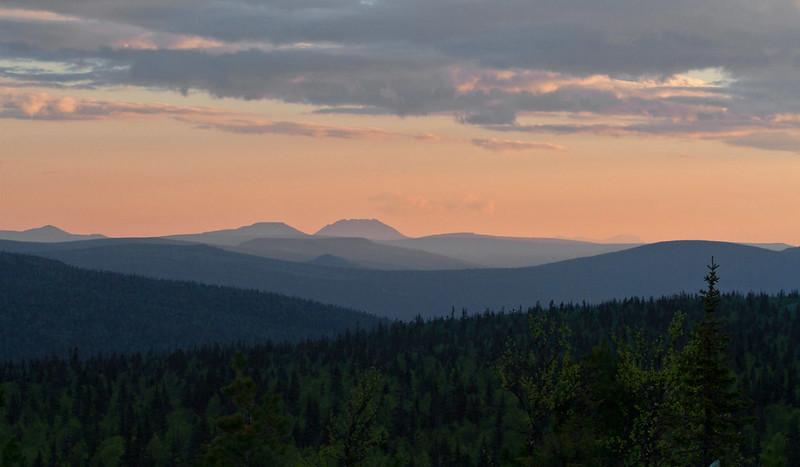 Ural scenery