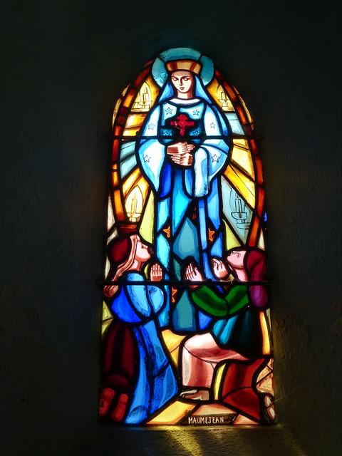 133 Mauméjean, Chapelle Notre-Dame de Consolation, Vesly