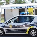 Policía de playa