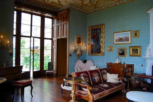 Balfour Castle Drawing Room 3