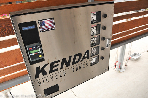 Bike parking at Green Zebra Grocery-18
