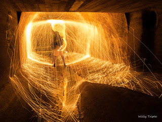 Urbex Wool Spin
