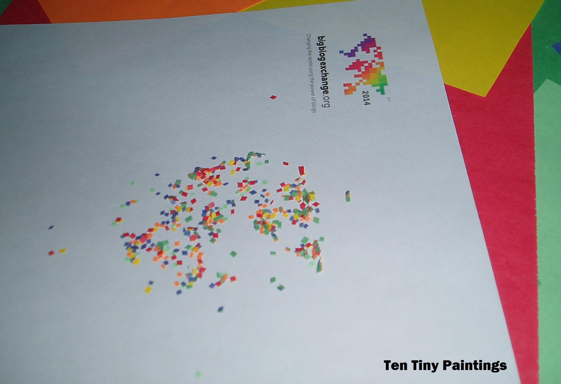 BBE Confetti Paper Confetti