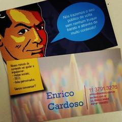 Cartões novos.   Quem quer?  #content #content o #storytelling