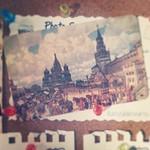 Postal da Rússia. #postcrossing #101coisas