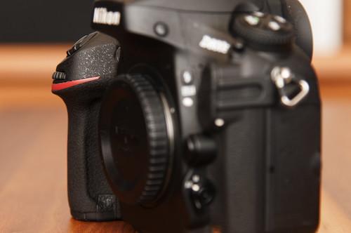 Nikon D800E Grip