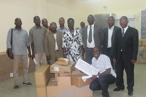 PAES-UEMOA/ Du matériel informatique pour l'interconnexion des Universités et Grandes Ecoles publiques ivoiriennes