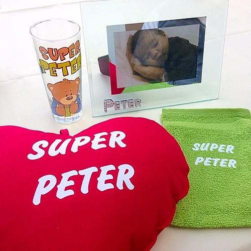 Schijnt dakik ne super peter ben! :p thanks zusjee:p