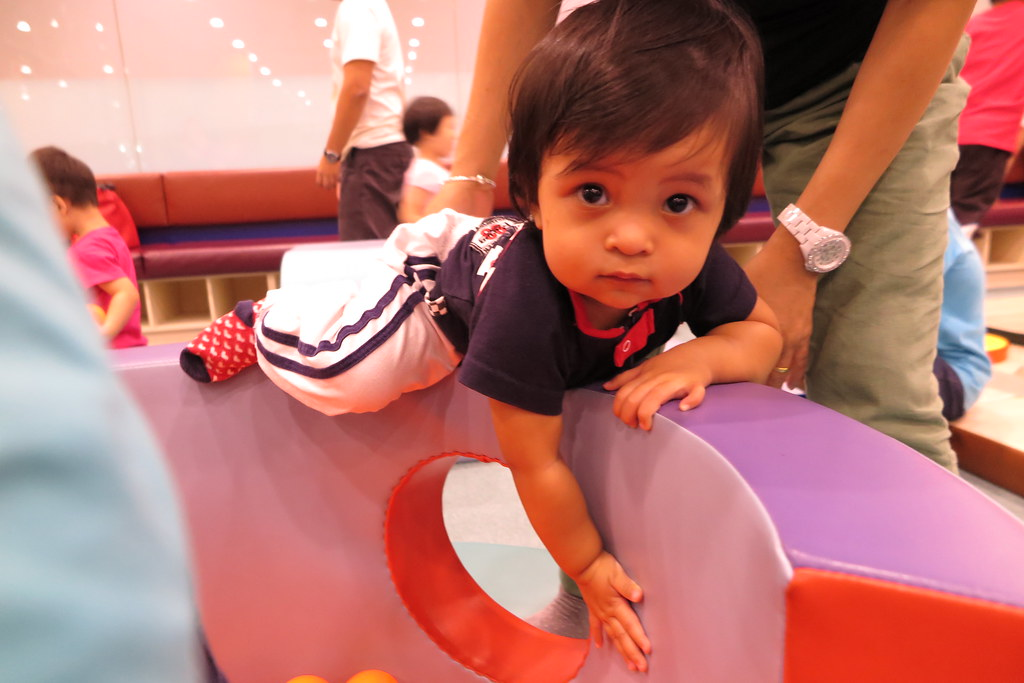 Aug 9, 2014 - Playtime at Safra Toa Payoh