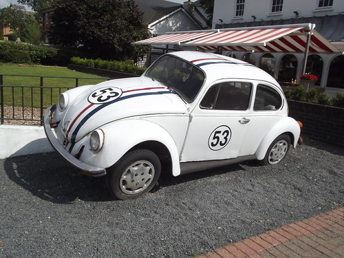 TGI Friday's - Hagley Road, Edgbaston - Herbie - The Love Bug