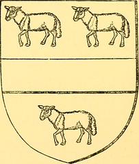 "Image from page 221 of ""Pedigrees recorded at the visitations of the county palatine of Durham made by William Flower, Norroy king-of-arms, in 1575, by Richard St. George, Norroy king-of-arms, in 1615, and by William Dugdale, Norroy king-of-arms, in 1666"""
