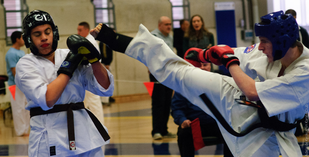 Australian Kyokushin Tournament 2014-22