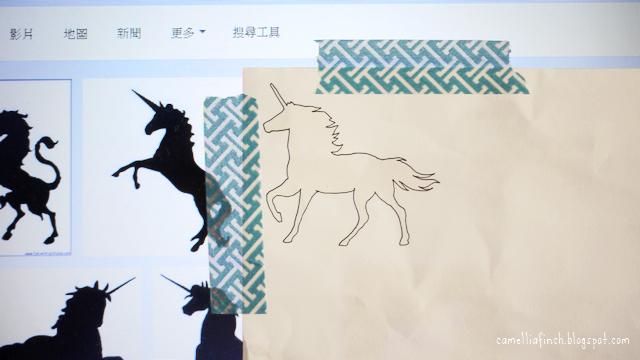 紙膠帶貼紙自製教學