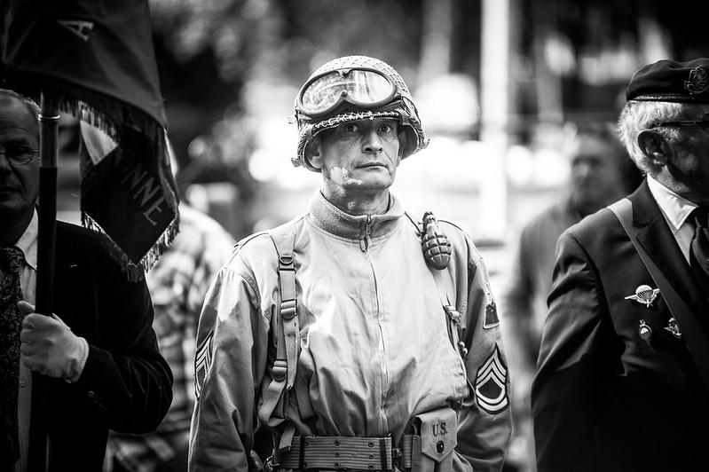 Evry Daily Photo - 70 ans de la liberation d Evry par le Général Patton