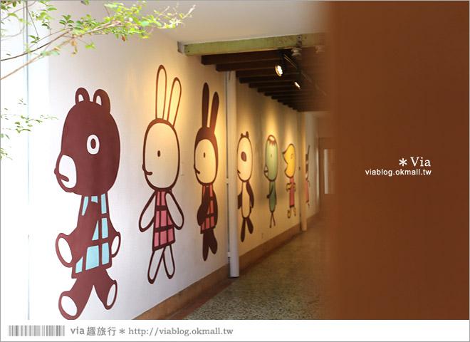 【阿朗基咖啡】台南店開幕囉!台南老屋餐廳推薦~老屋改造+可愛療癒系的新餐廳37