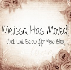 Melissa Has Moved!