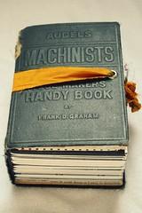 Machinists Journal - Junquemail Contessa
