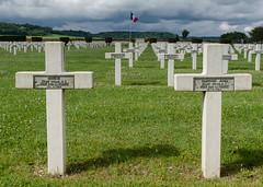 Vic-Sur-Aisne French Cemetery 2014_06_29 204 Bike Tour - Photo of Autrêches