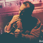 Future Islands // House of Vans by Chad Kamenshine